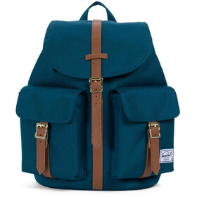Herschel Dawson XS Backpack Deep Teal/Tan